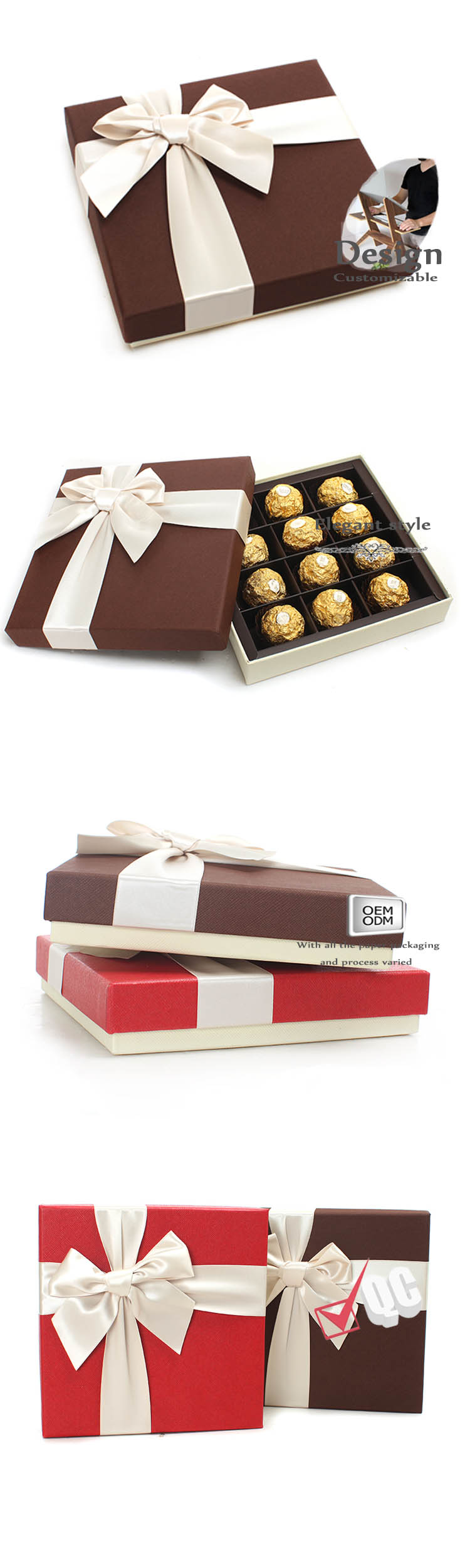 chocolate box custom