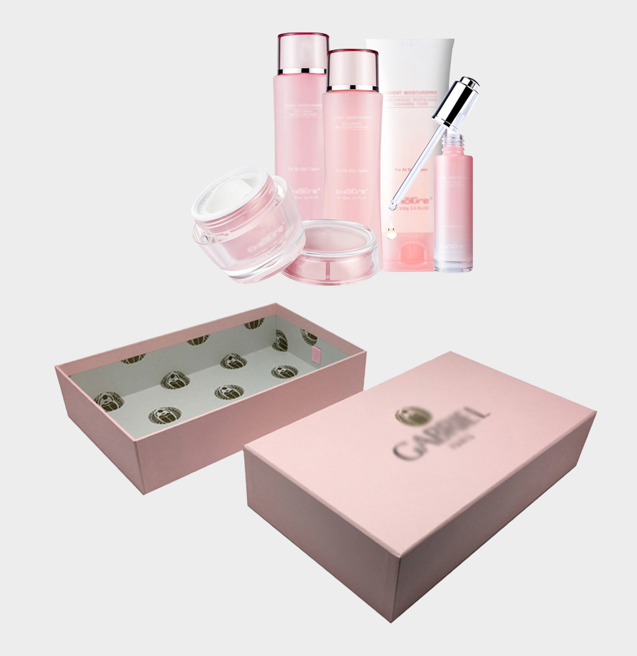 cosmetic set gift box